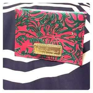 Lilly Pulitzer Card Holder NWOT